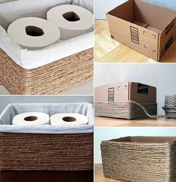 manualidades recicladas utiles ideas