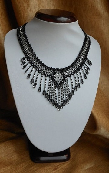 collares de chaquiras paso a paso ideas