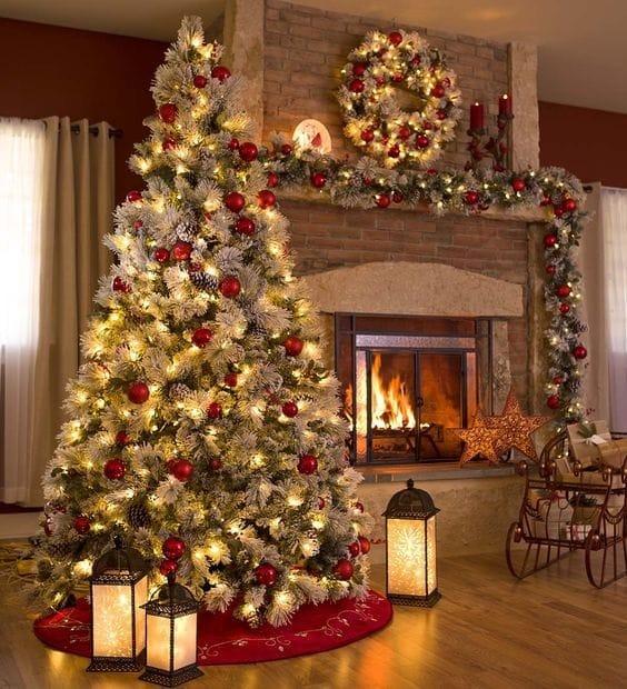 Fotos y recomendaciones para adornar mi casa en navidad - Como adornar la casa en navidad ...