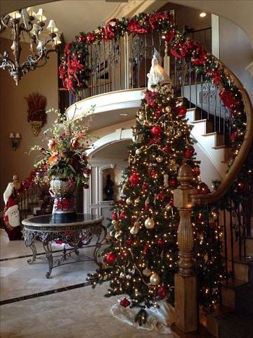 Fotos y recomendaciones para adornar mi casa en navidad - Adornar la casa en navidad ...