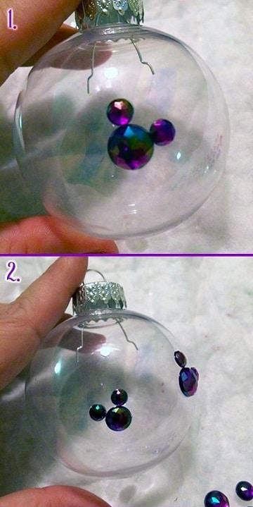 como hacer esferas de mickey mouse paso a paso
