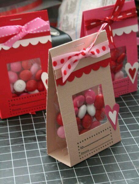 como hacer regalos para san valentin dulces