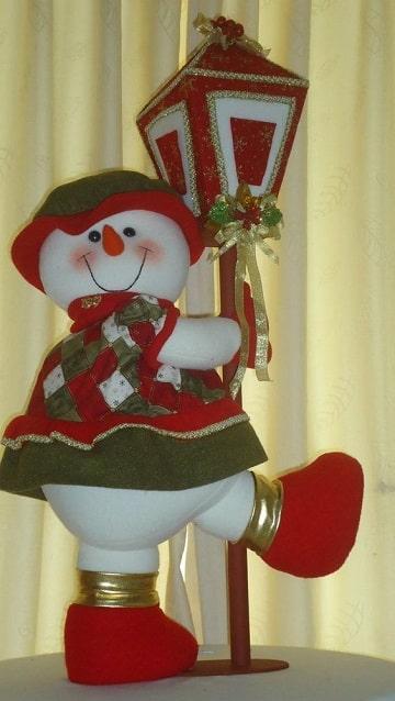 imagenes de muñecos navideños decoracion