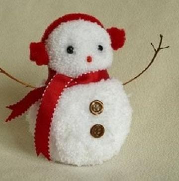 imagenes de muñecos navideños pequeños
