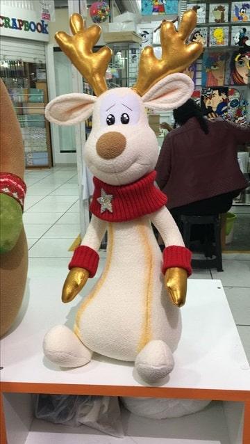 imagenes de muñecos navideños reno