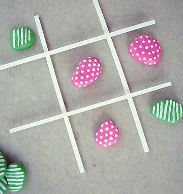 juegos de mesa para hacer a mano con piedras