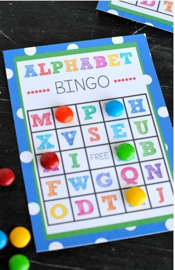 juegos didacticos reciclados bingo
