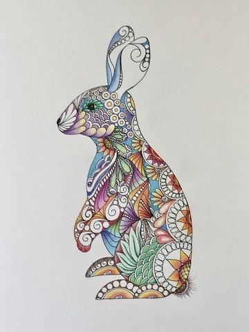 Mira Estos Lindos Disenos De Mandalas De Animales Pintados