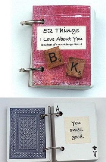 regalos de san valentin originales con cartas