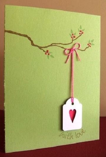 regalos de san valentin originales tarjeta