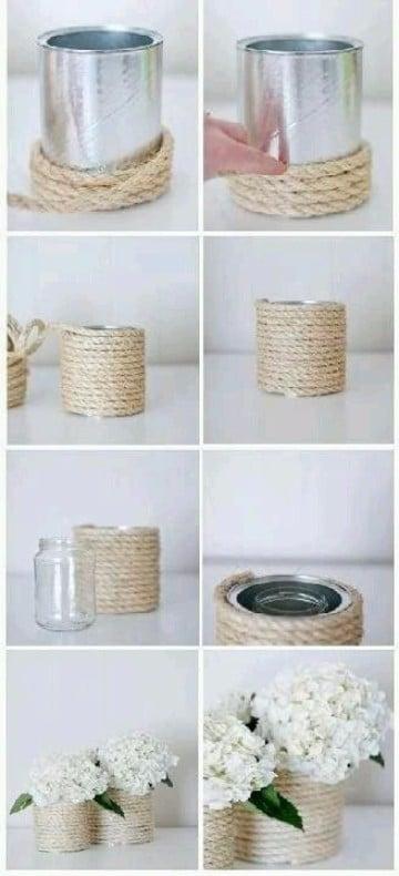 artesanias para hacer en casa fáciles