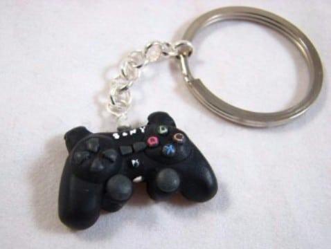 como hacer llaveros para hombres gamers