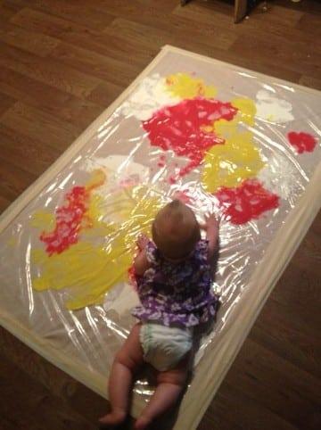 creativas manualidades para niños de 1 a 2 años