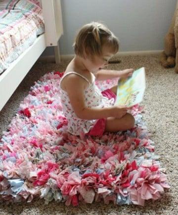ideas con retazos de tela para niñas