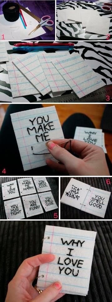 manualidades san valentin para hombres creativos