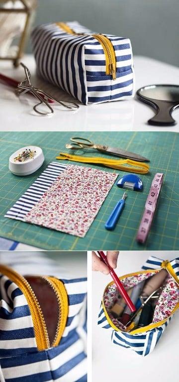 Diferentes tipos de bolsos de tela hechos en casa para ellas manualidades para hacer en casa - Bolsos de tela hechos en casa ...