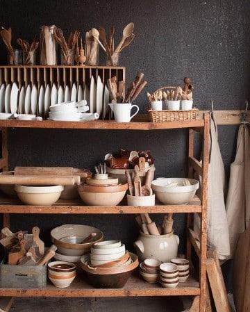 ceramica artesanal rustica diseños