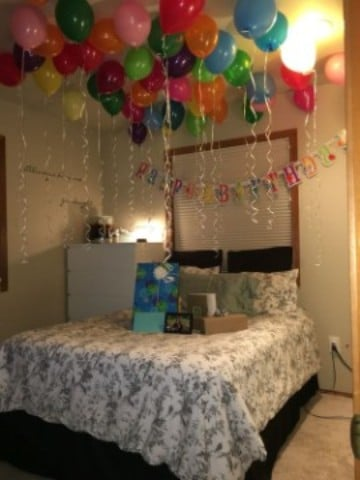 Aprende como decorar un cuarto para cumpleaños de ensueño