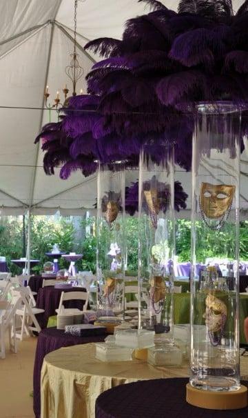 decoracion de carnaval para fiestas con estilo