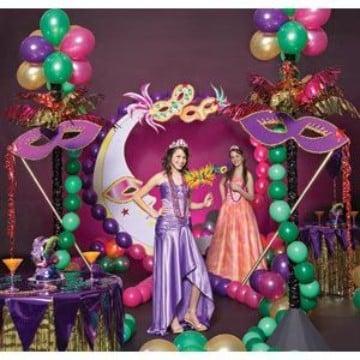 decoracion de carnaval para fiestas divertidas