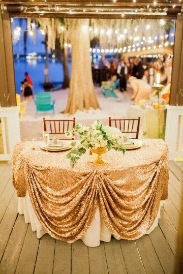 Los manteles elegantes y originales para diferentes eventos