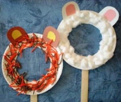 mascaras para niños de primaria para hacer