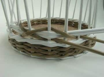como hacer canastos de mimbre artesanal como hacer cestos de mimbre - Como Hacer Cestos De Mimbre