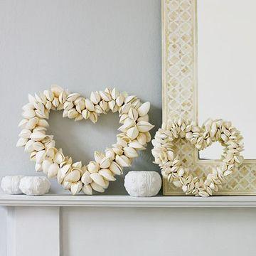 decoracion con caracoles de mar para el hogar