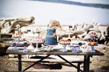 decoracion de playa para fiestas de niños