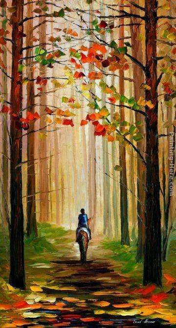imagenes de pinturas de paisajes al oleo
