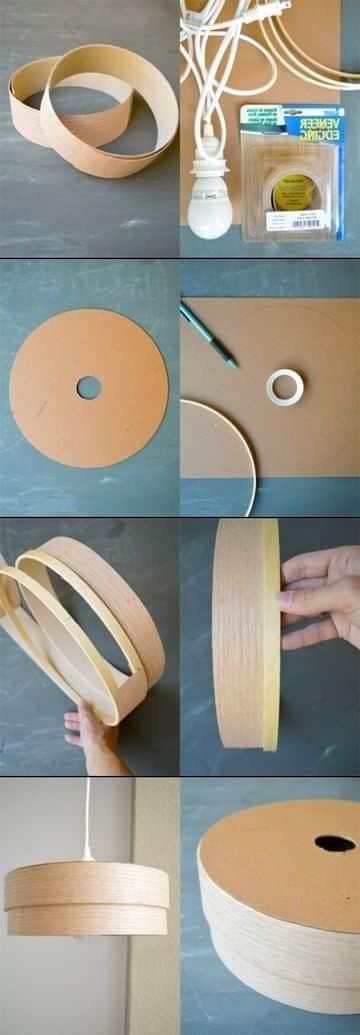 manualidades con madera paso a paso para el hogar