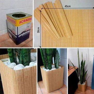 haz manualidades con madera paso a paso y transforma todo