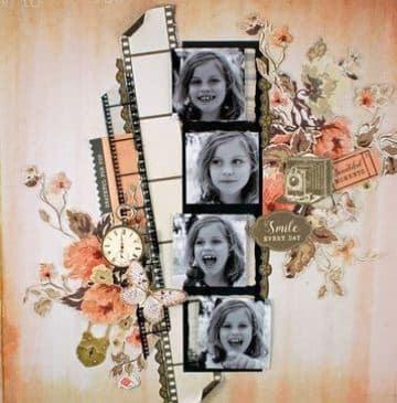 Marcos Para Muchas Fotos. Comocorar Con Espejos Siguiendo Las ...
