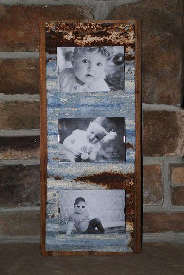 marcos para varias fotos juntas rusticos