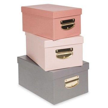 cajas archivadoras de carton elegantes