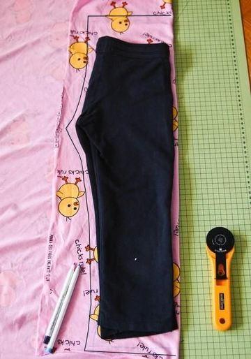 como hacer pijamas paso a paso de niña