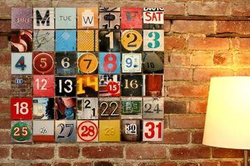 ideas para hacer un calendario creativo