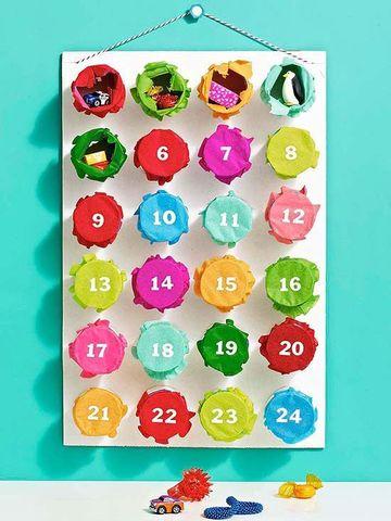 imagenes de calendarios para niños con sorpresas