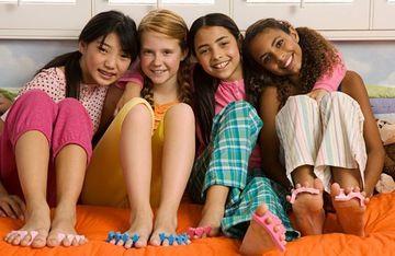 juegos para pijamadas de 11 años niñas