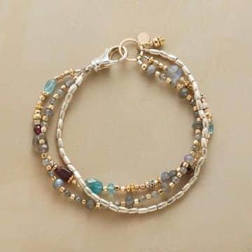 pulseras de mostacillas faciles de hacer con perlas