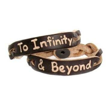 pulseras para parejas hechas a mano de cuero