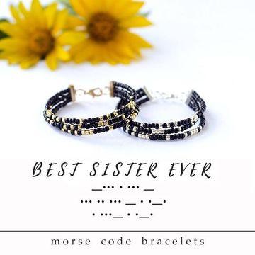 regalos para hermanas hechos a mano original