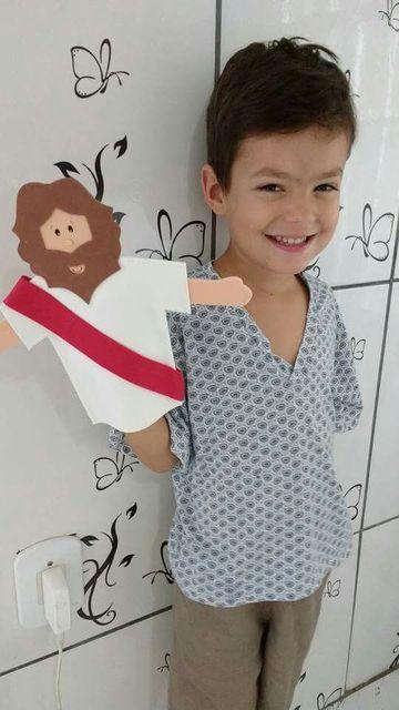 trabajos manuales para niños cristianos de 6 años