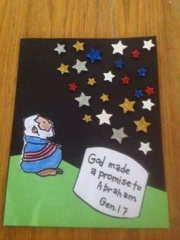 trabajos manuales para niños cristianos de 7 años