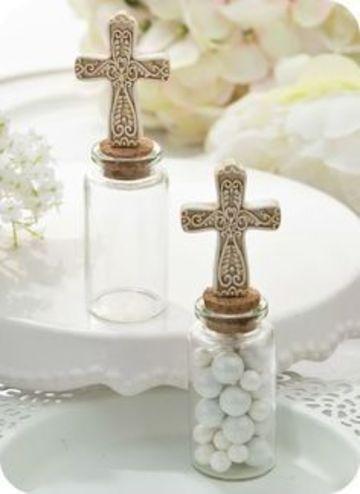 botellitas de vidrio para souvenirs primera comunion