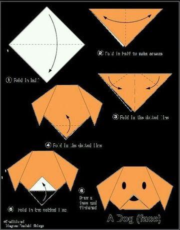 como hacer animalitos de papel para niños