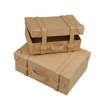 cajas de carton para decorar para guardar cosas