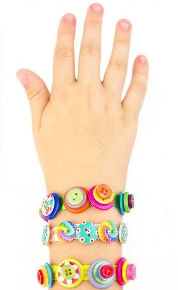 como hacer collares y pulseras para niñas