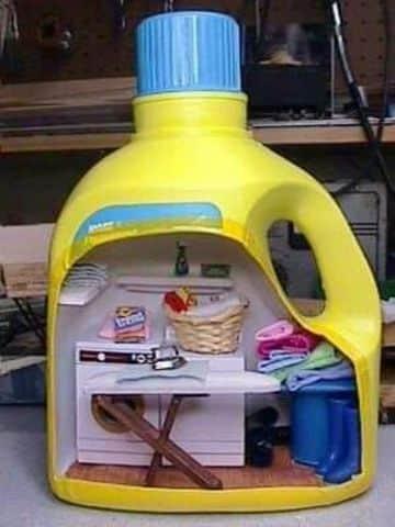 como hacer juguetes de plastico para niñas