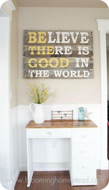 cuadros de madera con frases motivadoras